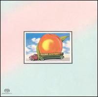 The album art of Allman Brothers' 1972 album, Eat a Peach