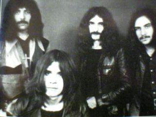 Black Sabbath in 1974