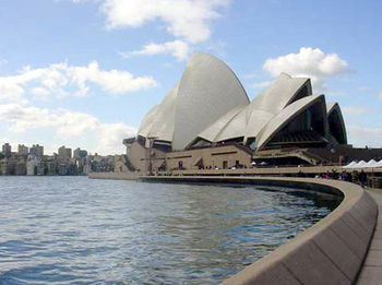Sydney Opera House: one of the world's most recognizable opera houses and landmarks.