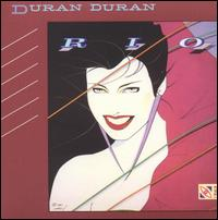 The distinctive purple album cover of 1982's Rio was painted by Patrick Nagel.