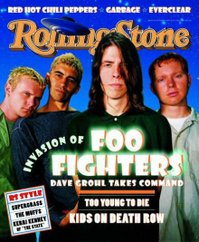 October 1995 cover of Rolling Stone