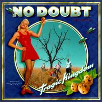 The cover of Tragic Kingdom, 1995