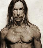 "James Newell Osterberg, Jr., better known as ""Iggy Pop"""