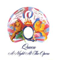 The cover to Queen's A Night at the Opera