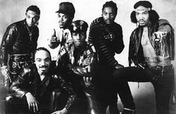 "Grandmaster Flash & the Furious Five were one of the earliest hip hop recording acts, best known for their seminal 1982 single ""The Message""."