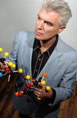 David Byrne today.