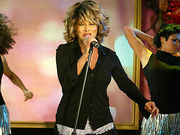 Tina gives a very rare performance on the Oprah Winfrey Show in 2005.